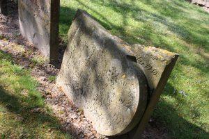 Begraafplaats verwering 3