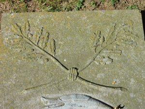 Begraafplsst symboliek 3