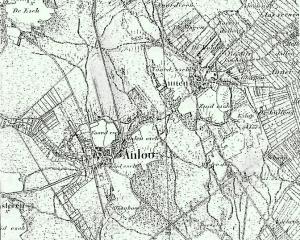 Anloo kaart 1850.jpg