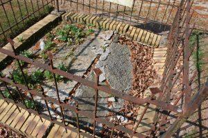 Begraafplaats verwering 1
