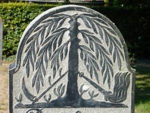Begraafplsst symboliek 2
